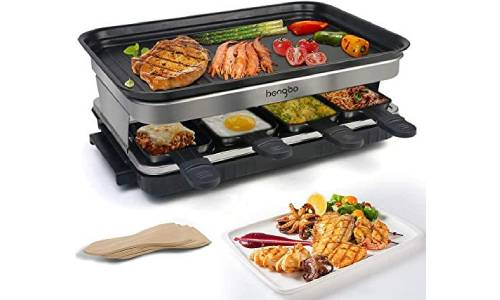 Hengbo Indoor Raclette Machine