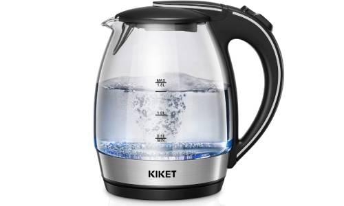 KIKET Fast Boil Tea Kettle