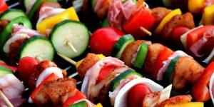 Tabletop grill advantages